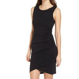 Lieth Ruched Body-con Tank Dress